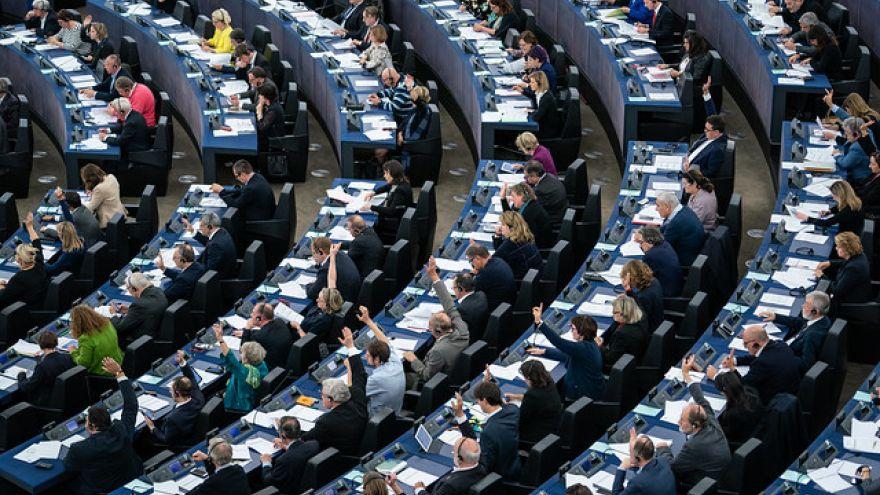 d31f5027cf71ce Na ostatniej sesji plenarne PE w Strasburgu m.in. głosowanie ws ...